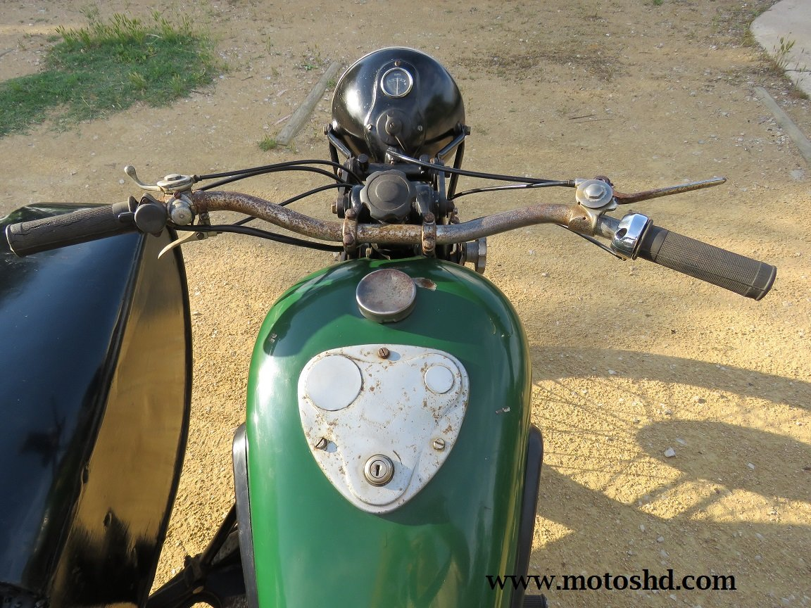 BSA M22 from 1937 For Sale (picture 6 of 6)