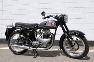 Picture of 1954 BSA A7 500cc Pre-Unit Classic Motorcycle SOLD