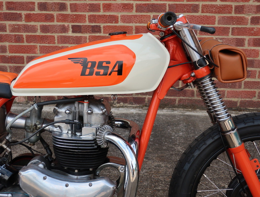 1956 BSA A10 Flat Tracker  For Sale (picture 2 of 6)