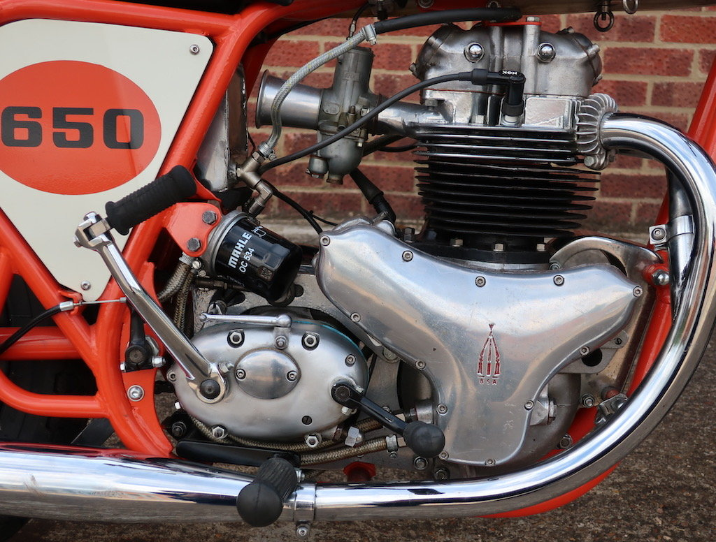 1956 BSA A10 Flat Tracker  For Sale (picture 3 of 6)