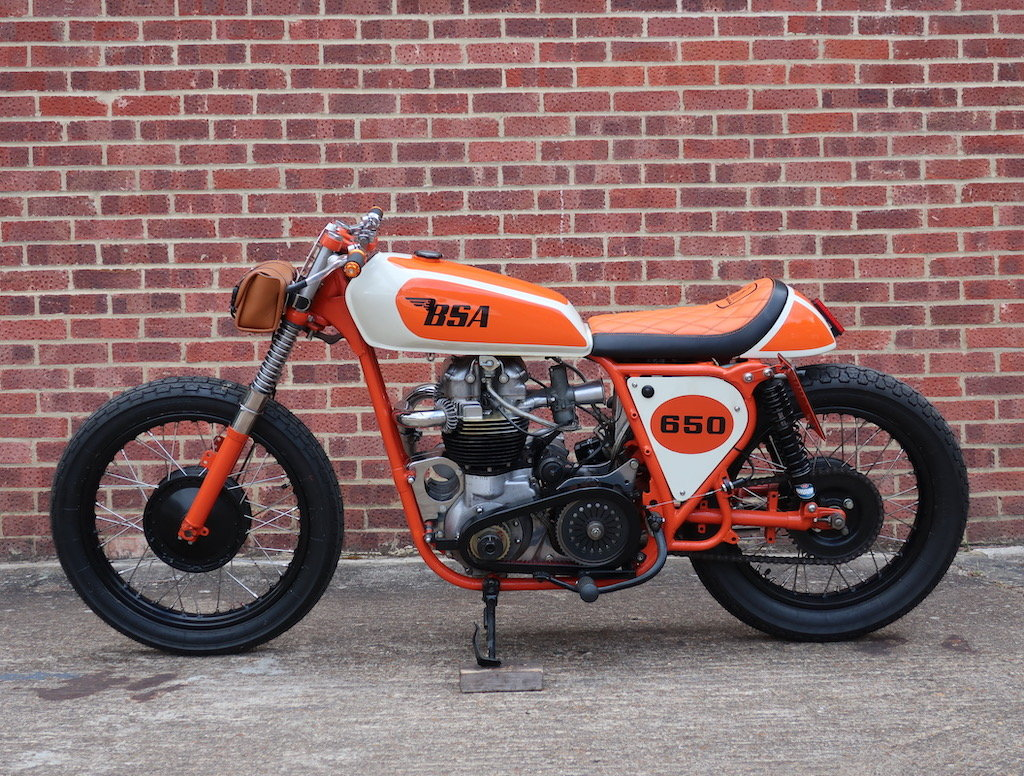 1956 BSA A10 Flat Tracker  For Sale (picture 5 of 6)
