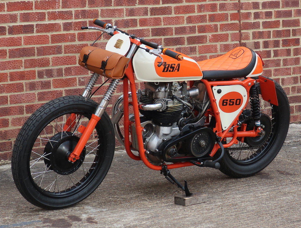 1956 BSA A10 Flat Tracker  For Sale (picture 6 of 6)