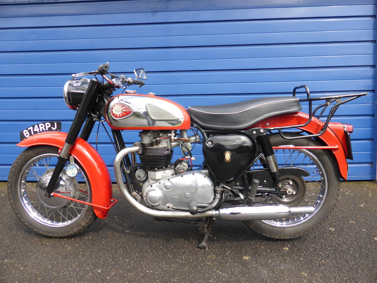 1960 BSA A10 Super Rocket  SOLD (picture 2 of 6)