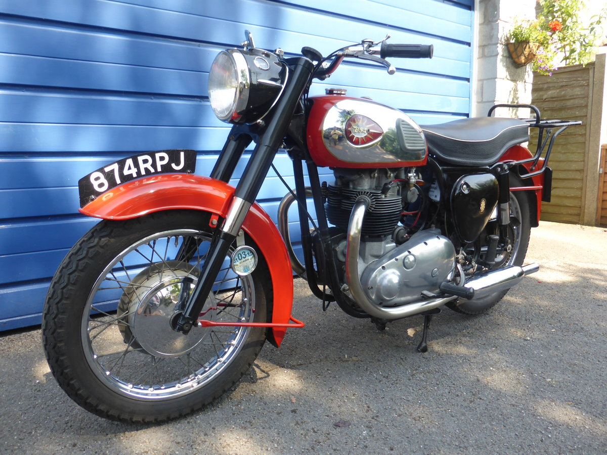 1960 BSA A10 Super Rocket  SOLD (picture 3 of 6)