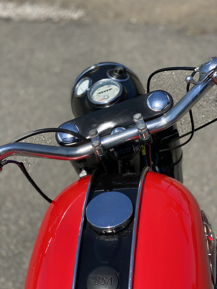 1964 BSA B40 SS90 For Sale (picture 5 of 6)