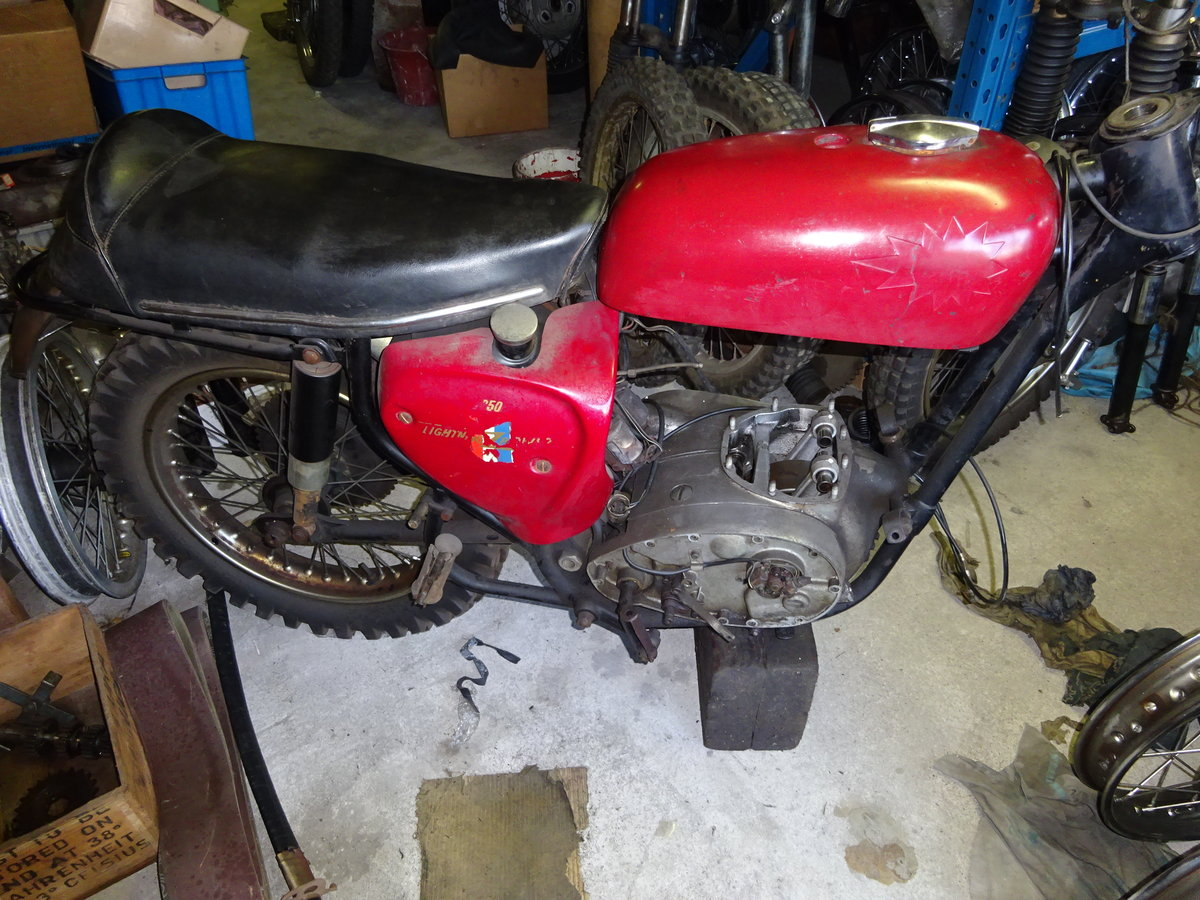 1967 BSA a65 HORNET For Sale (picture 3 of 6)