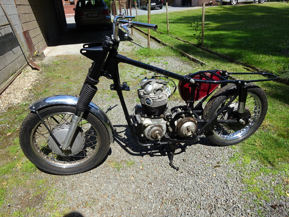 1967 BSA a65 HORNET For Sale (picture 4 of 6)