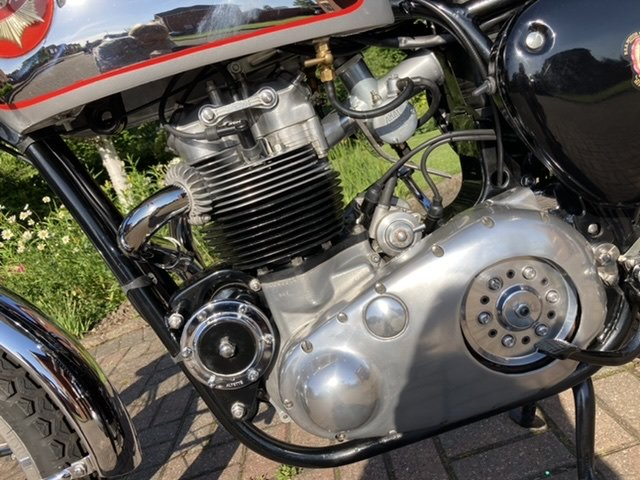 1957 BSA A10 Rocket Gold Star replica For Sale (picture 4 of 6)