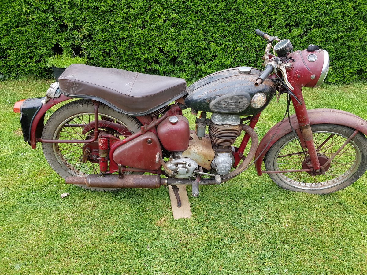 1954 BSA 250cc C11 G For Sale (picture 1 of 3)