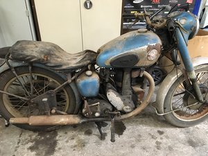 Picture of 1954 Bsa B33 500cc