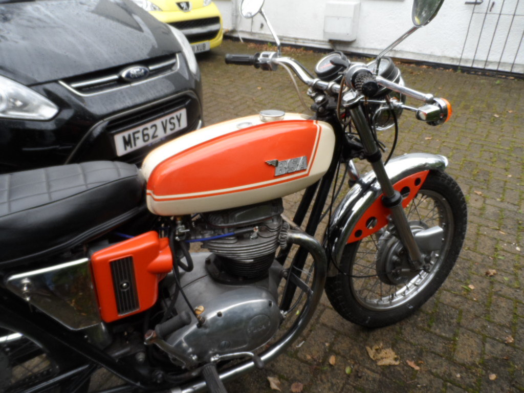 1971 BSA A65 SOLD (picture 3 of 5)