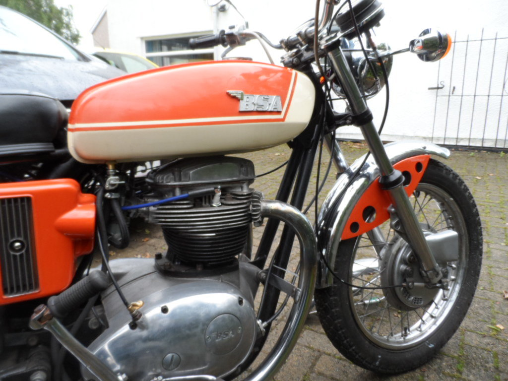 1971 BSA A65 SOLD (picture 5 of 5)