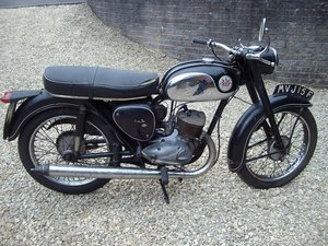 1968 Original low millage matching numbers Bantam