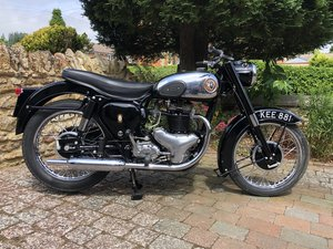 1958 BSA A10 Golden Flash