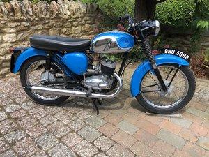 1968 BSA D14/4 Bantam