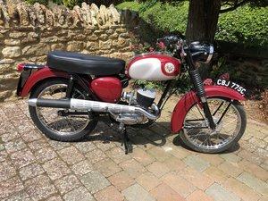 1956 BSA D7 Bantam