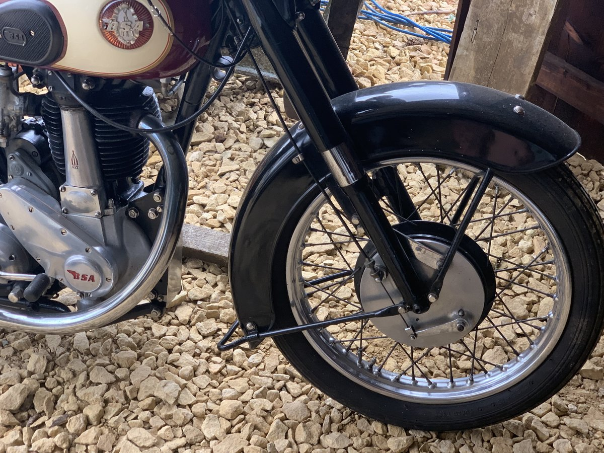 1956 BSA m33 For Sale (picture 2 of 6)