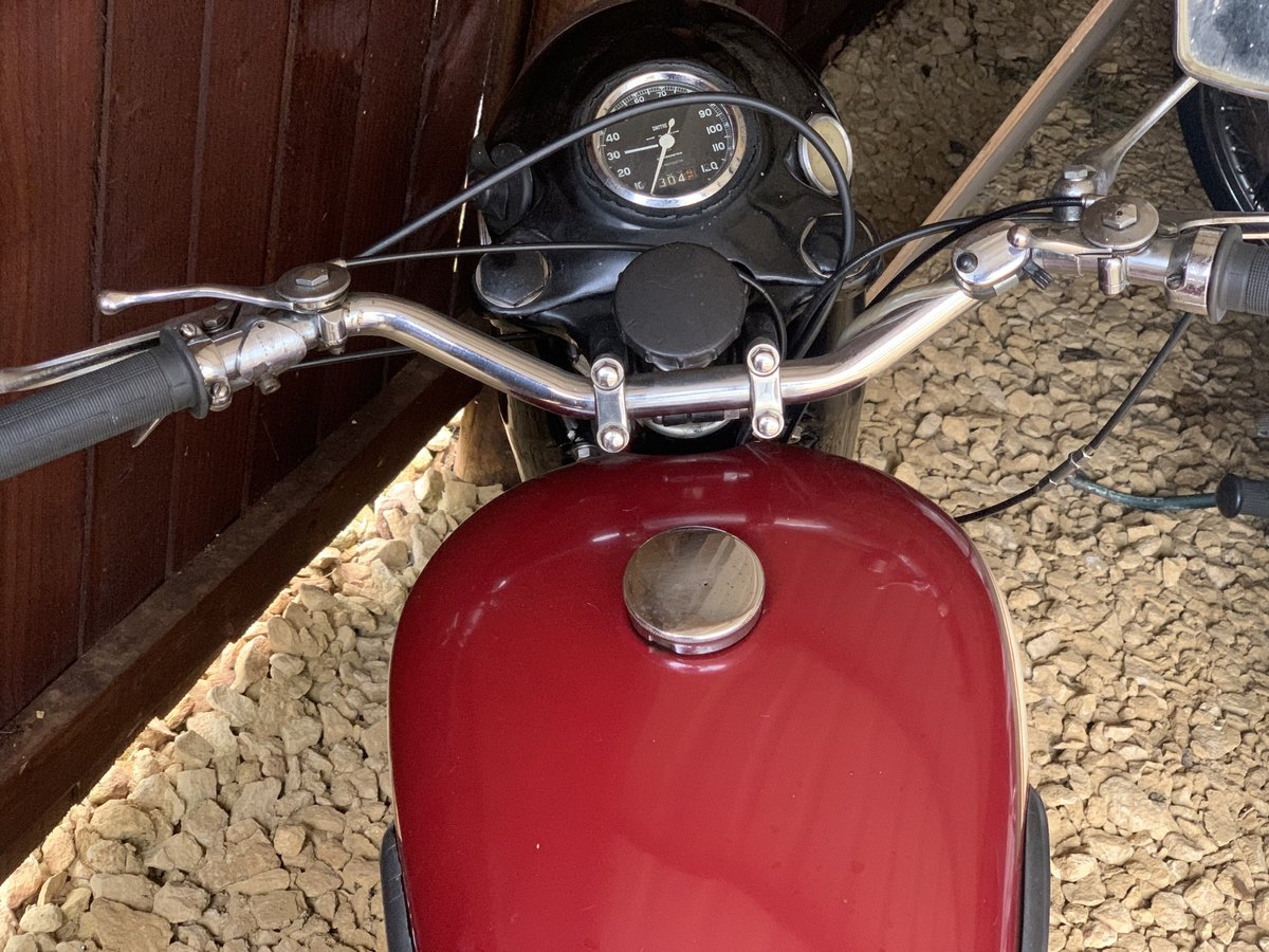 1956 BSA m33 For Sale (picture 5 of 6)