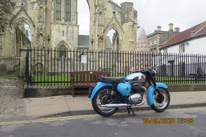 STUNNING BSA A65 STAR TWIN  please ask for a video
