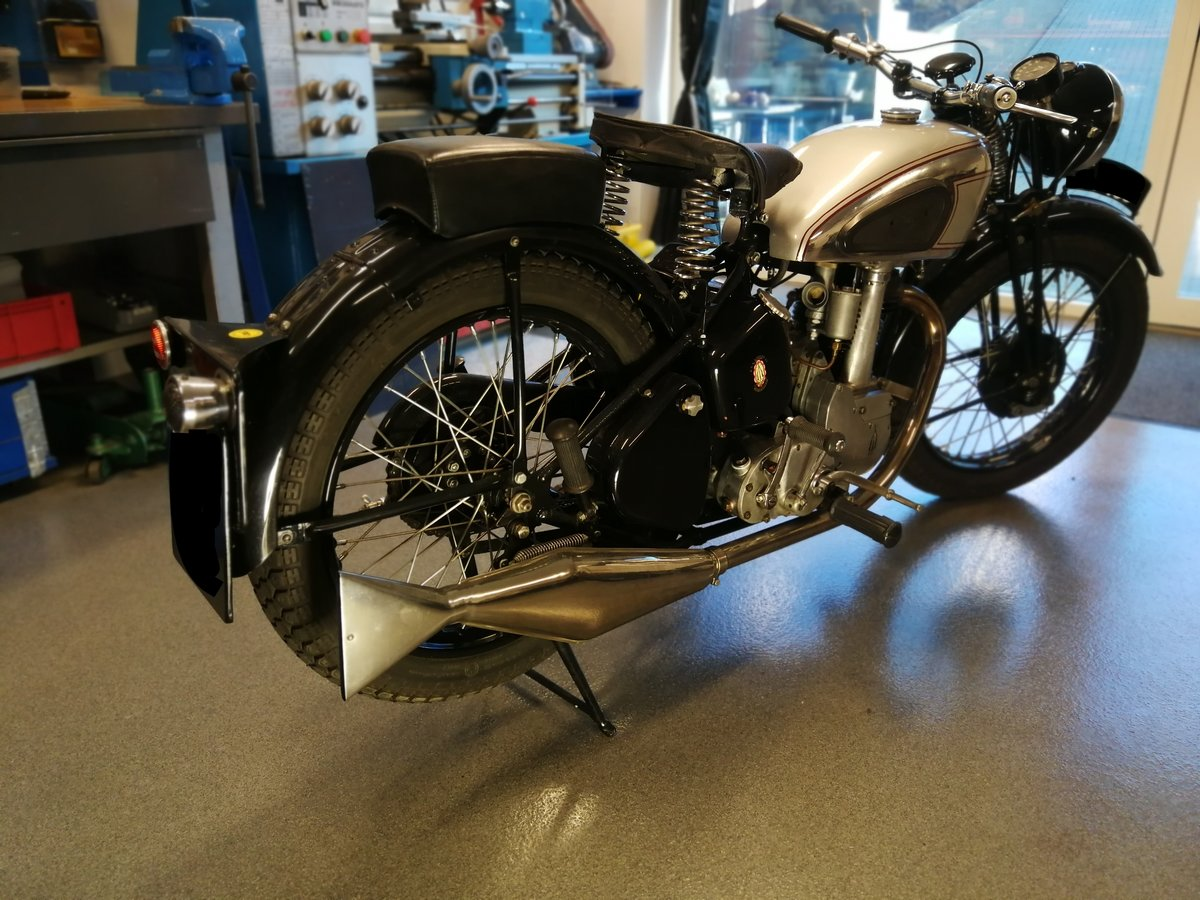 1939 BSA Silverstar. Matching #s. Mint condition. For Sale (picture 4 of 4)