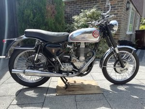 BSA Goldstar DB34 500cc