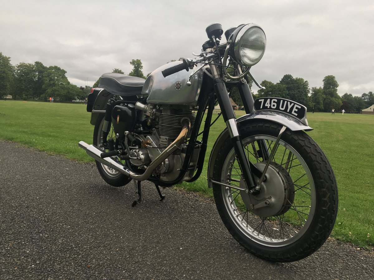 1955 BSA Gold Star Clubman For Sale (picture 1 of 6)