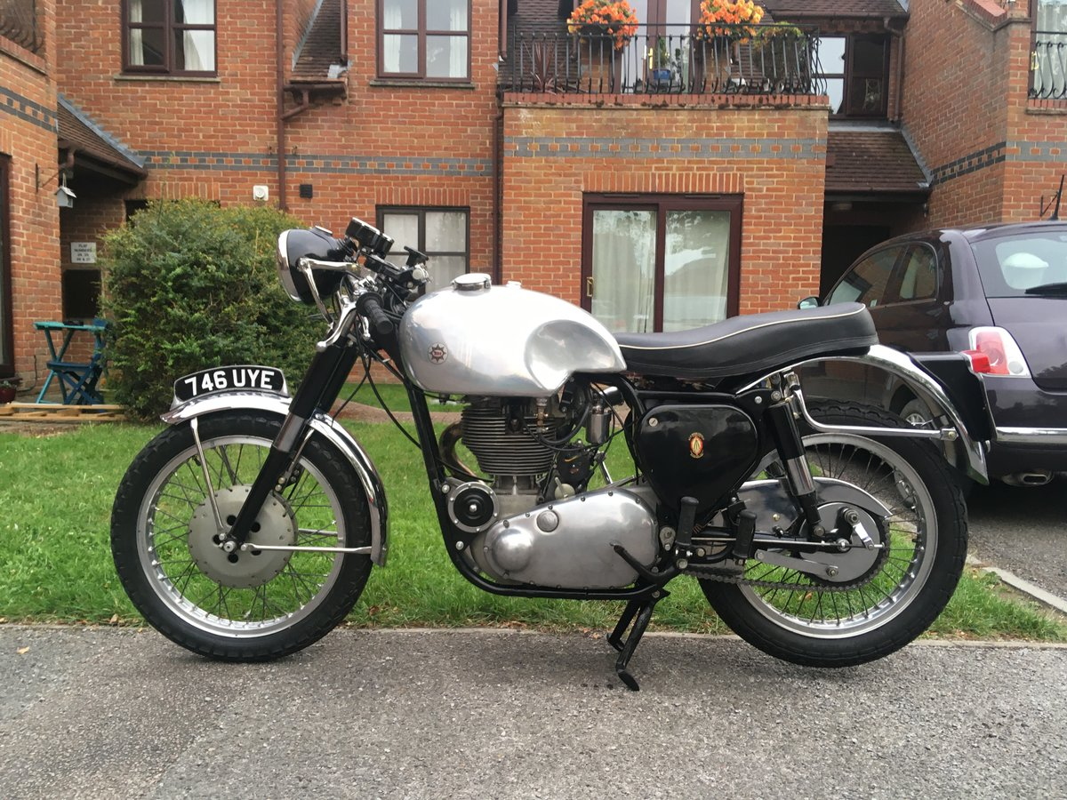 1955 BSA Gold Star Clubman For Sale (picture 3 of 6)