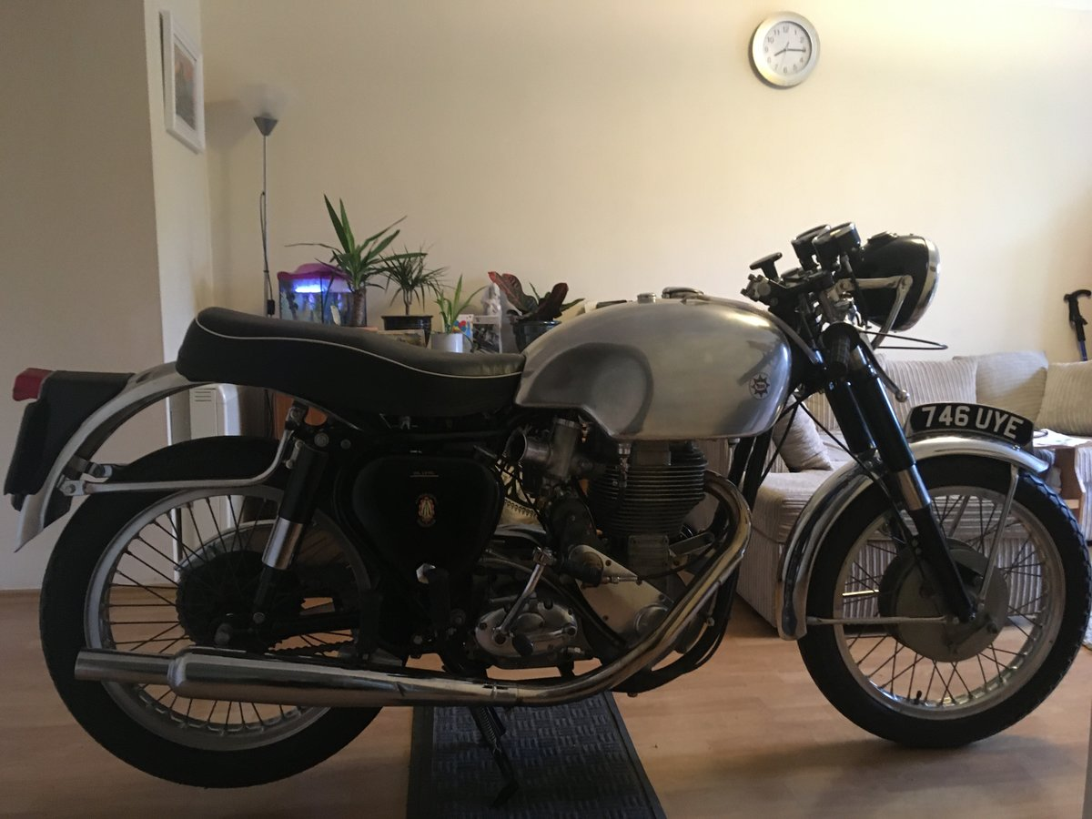 1955 BSA Gold Star Clubman For Sale (picture 6 of 6)