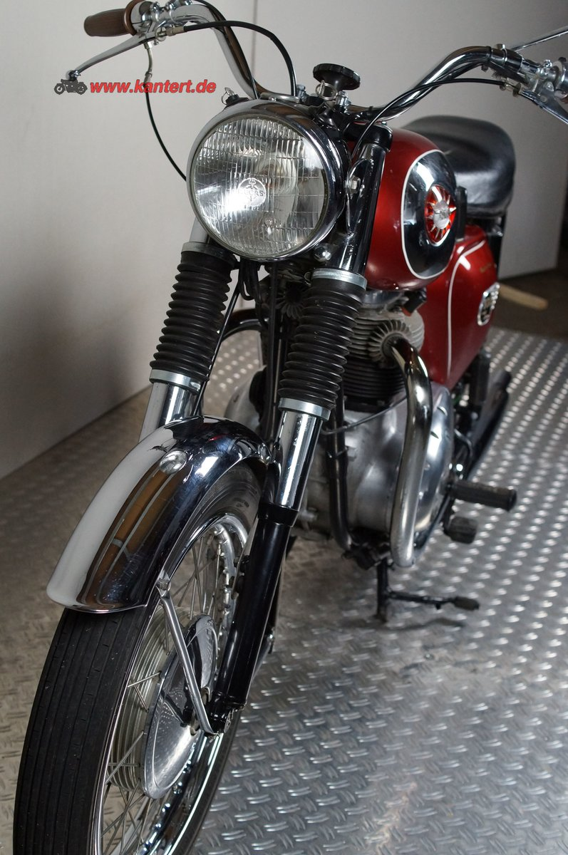 1964 BSA A 65 Rocket, 654 cc, 38 hp For Sale (picture 3 of 6)