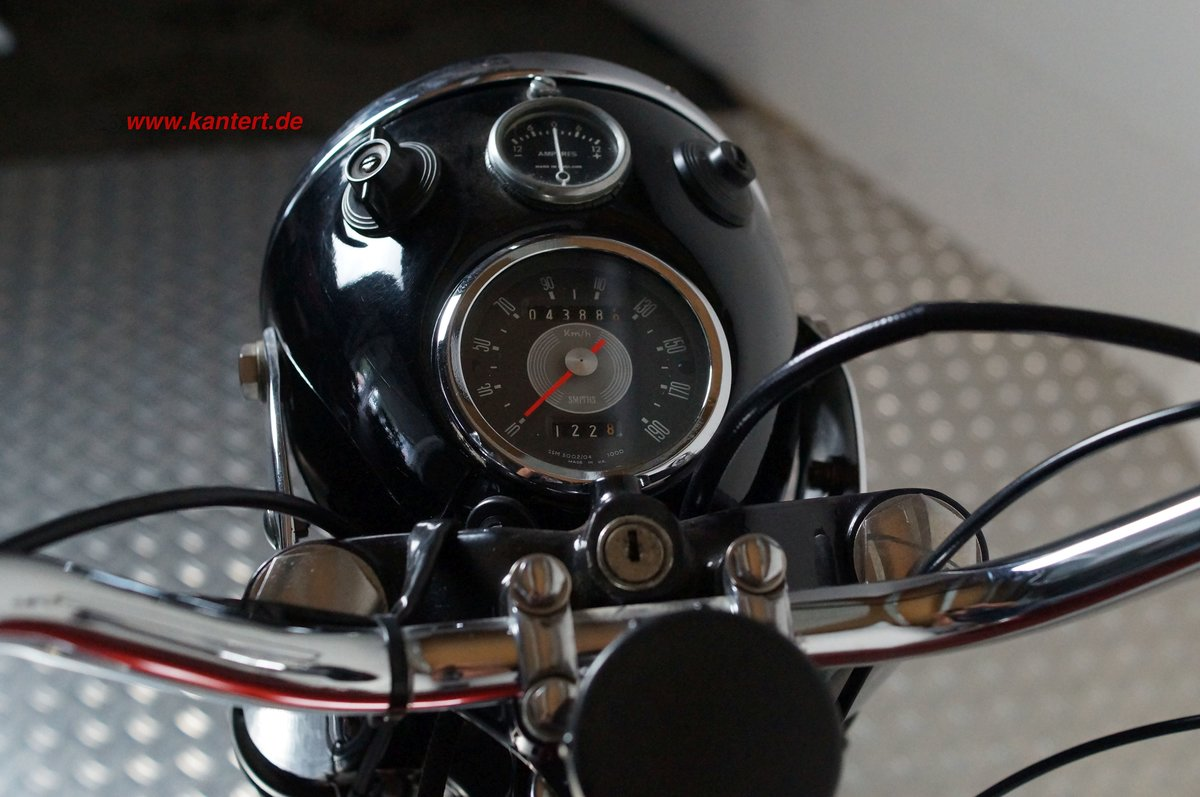 1964 BSA A 65 Rocket, 654 cc, 38 hp For Sale (picture 6 of 6)