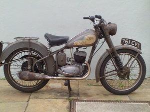 Picture of 1953 BSA BANTAM D3 SOLD