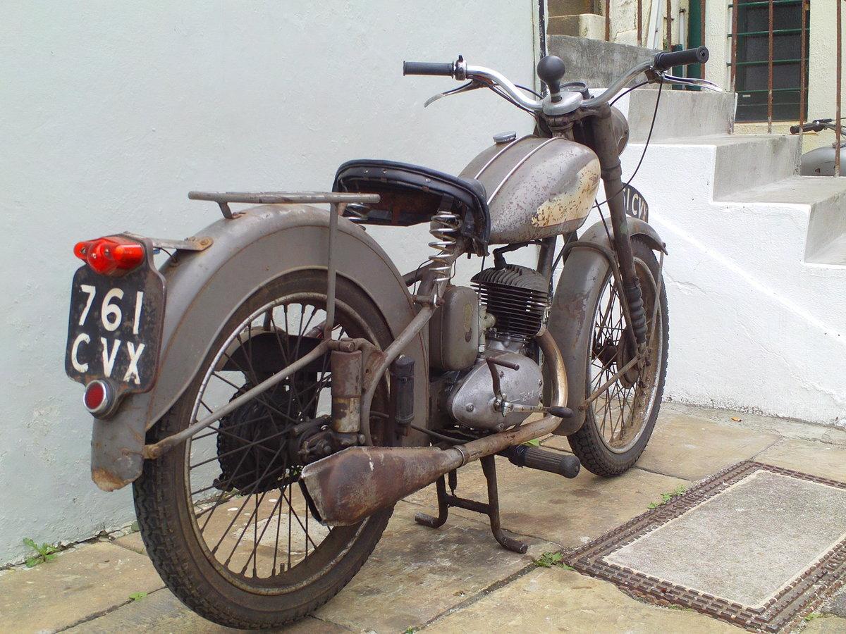1953 BSA BANTAM D3 SOLD (picture 2 of 5)