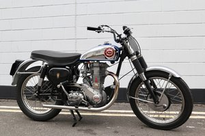 Picture of 1956  BSA B34 Competition alloy Clipper 500cc