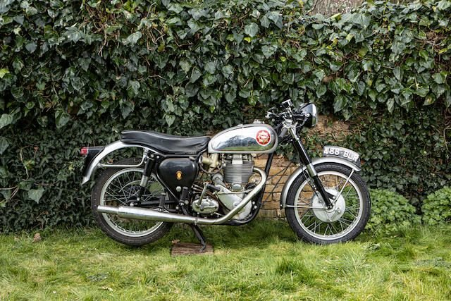 1960 BSA 500CC DBD34 GOLD STAR (LOY 317) SOLD by Auction (picture 1 of 1)