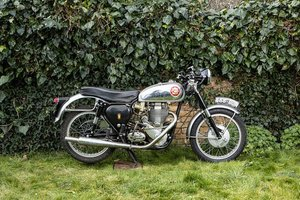 1960 BSA 500CC DBD34 GOLD STAR (LOY 317)