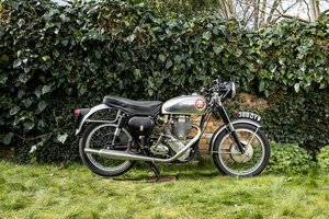 C.1956 BSA 350CC GOLD STAR (LOT 319)