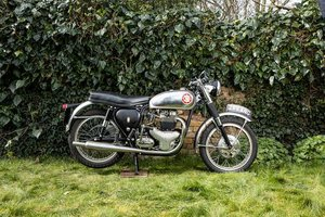 C.1960 BSA 646CC ROCKET GOLD STAR REPLICA (LOT 321)