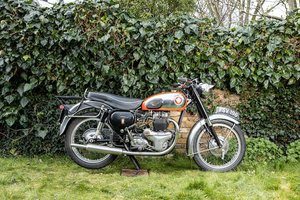 C.1955 BSA 650CC 'ROAD ROCKET SPECIAL' (SEE TEXT) (LOT 322)