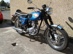 BSA Starfire 250cc