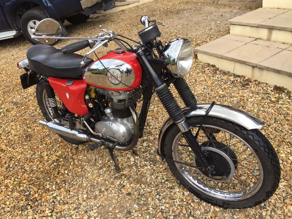 1967 BSA B40 For Sale (picture 2 of 6)