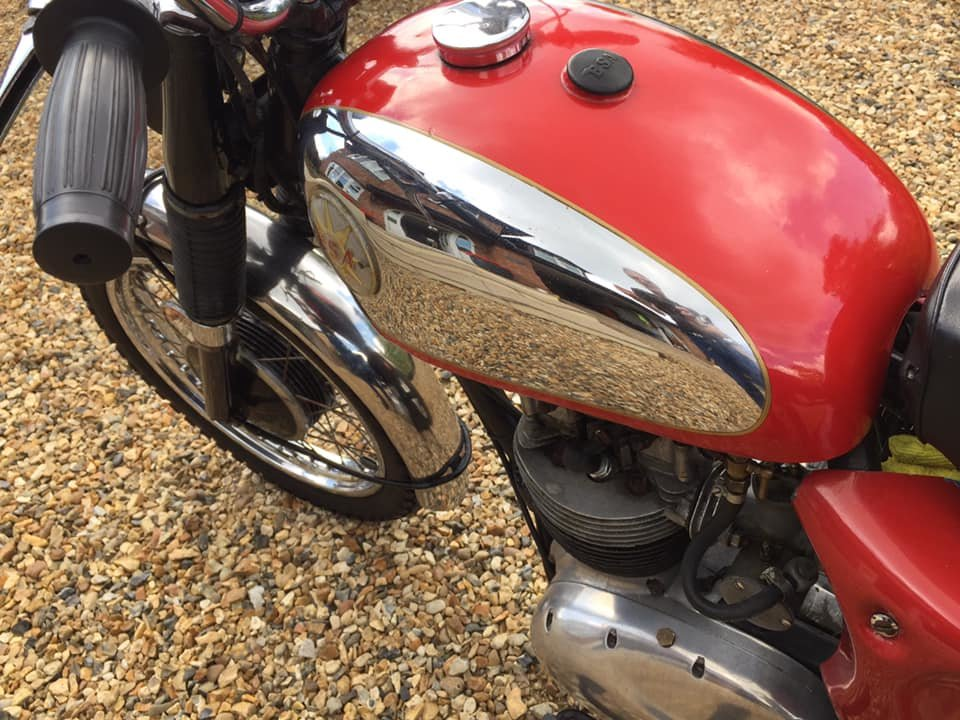 1967 BSA B40 For Sale (picture 4 of 6)