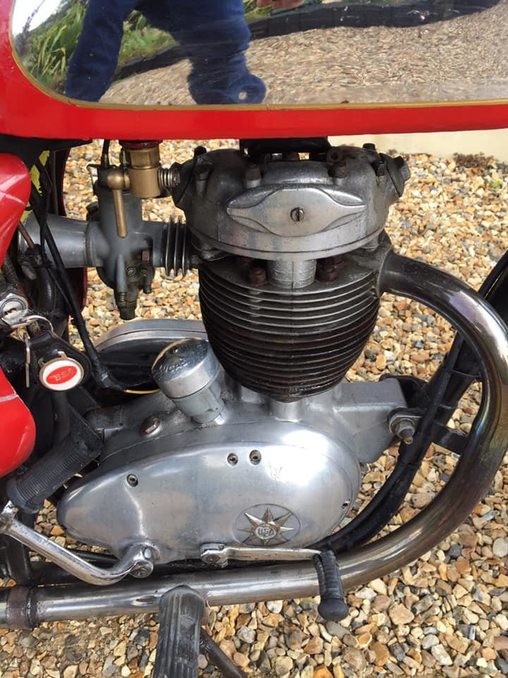1967 BSA B40 For Sale (picture 6 of 6)