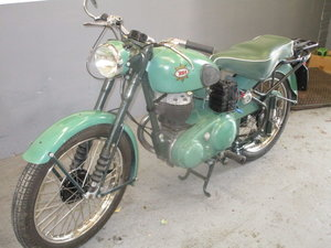 1954 BSA C10L 250 cc (Debit Cards Accepted & Delivery)