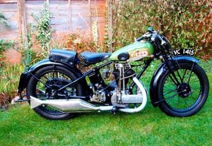 1929 BSA 493CC S29 TWIN-PORT LIGHTWEIGHT (LOT 419)