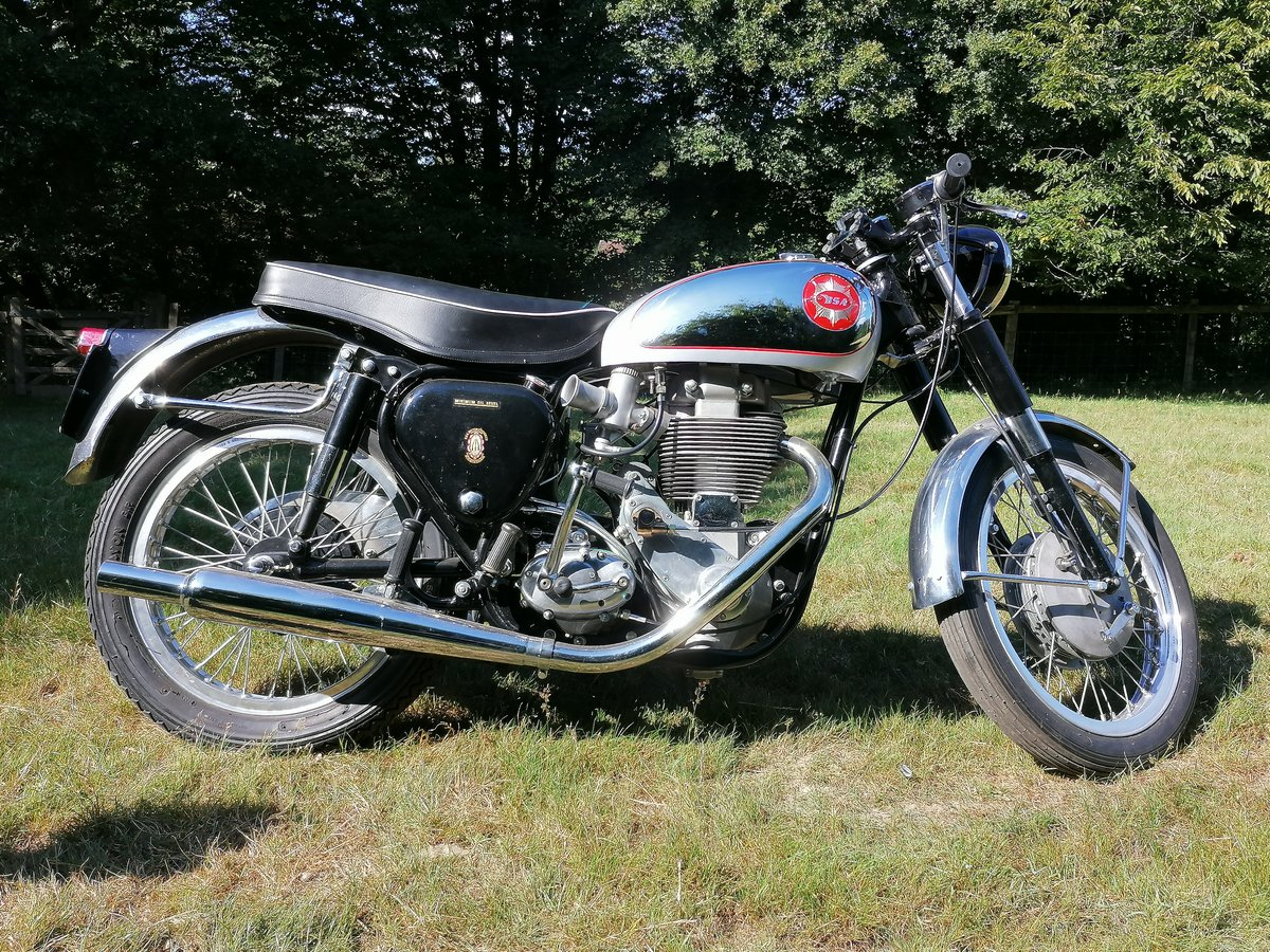1954 BSA DBD34 500cc Gold Star Dave Degens Built For Sale (picture 1 of 6)