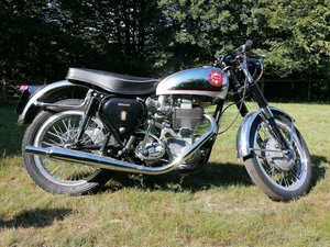 BSA DBD34 500cc Gold Star Dave Degens Built