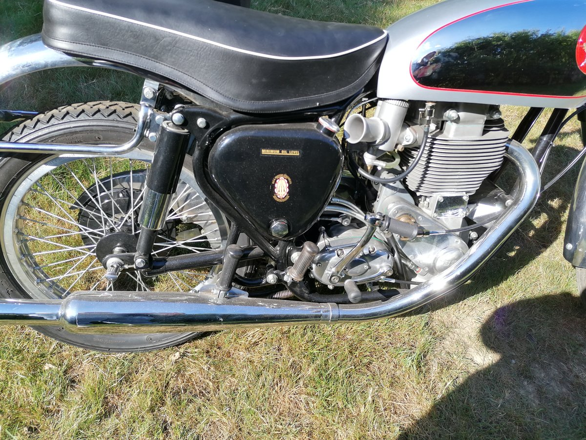 1954 BSA DBD34 500cc Gold Star Dave Degens Built For Sale (picture 6 of 6)