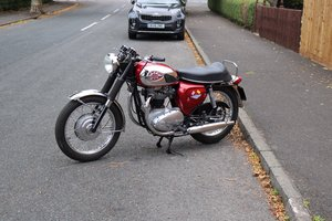 Picture of 1965 BSA A65