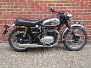 Picture of 1970 BSA THUNDERBOLT