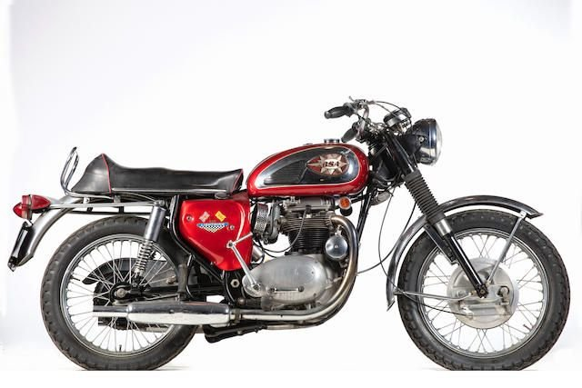 1968 BSA 650CC LIGHTNING (LOT 631) SOLD by Auction (picture 1 of 1)